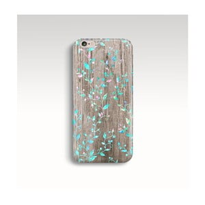 Obal na telefón Wood Blossom pre iPhone 6/6S