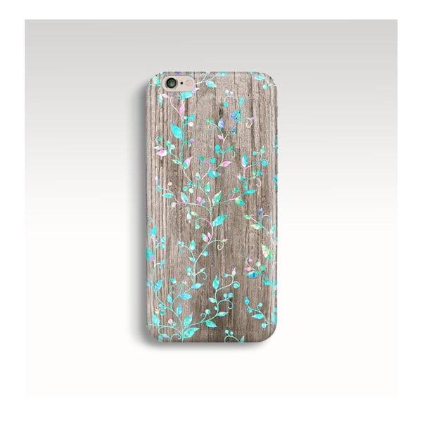 Obal na telefón Wood Blossom pre iPhone 5/5S