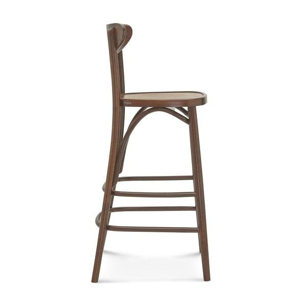 Barová drevená stolička Fameg Belle