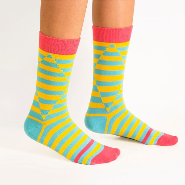 Ponožky Optic Two, veľkosť41-46