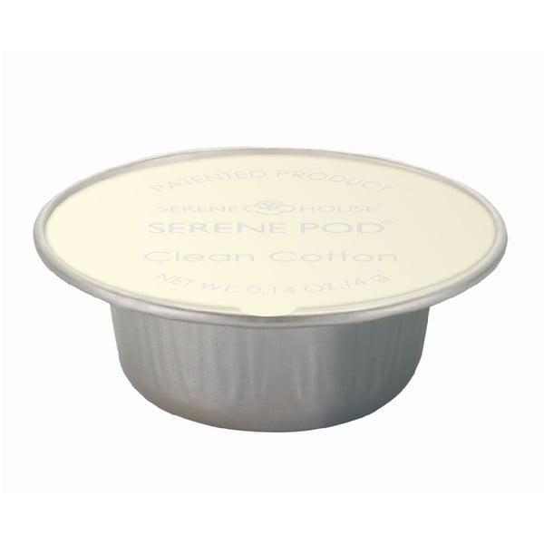 Vonná kapsula Serene Pod S - Clean Cotton, 5 g (6 ks)