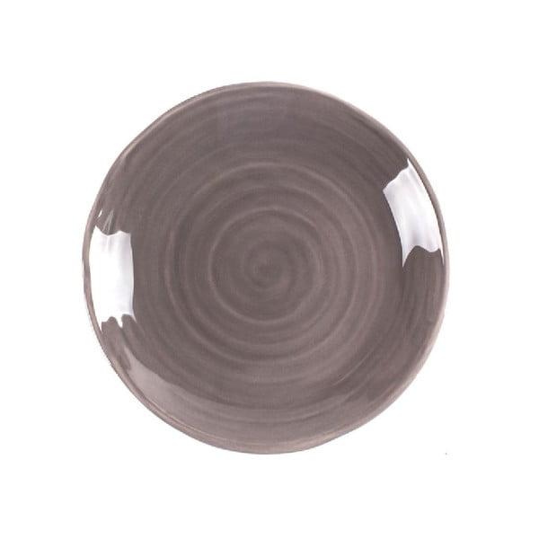 Dezertný tanier Earth 21 cm, taupe
