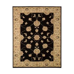 Čierno-béžový koberec Schöngeist & Petersen Gemstone, 160 x 230 cm