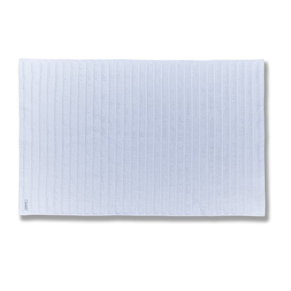 Kúpeľňová predložka Soft Ribbed White, 50x80 cm