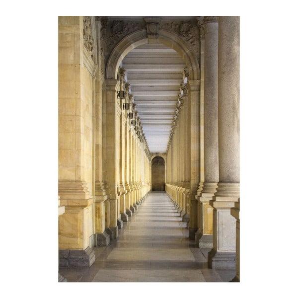Veľkoformátová tapeta Stĺpový foyer, 158x232 cm