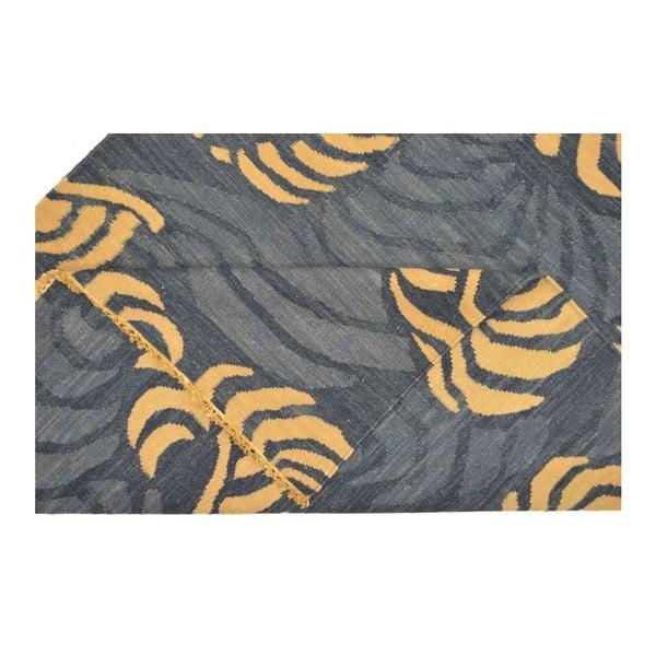 Vlnený koberec Kilim no. 30, 140x200 cm