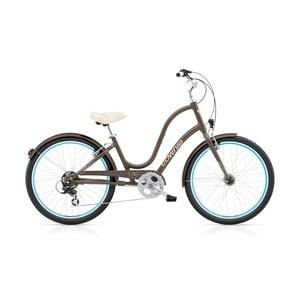 Dámsky bicykel Townie Original 7D EQ Quartz Grey