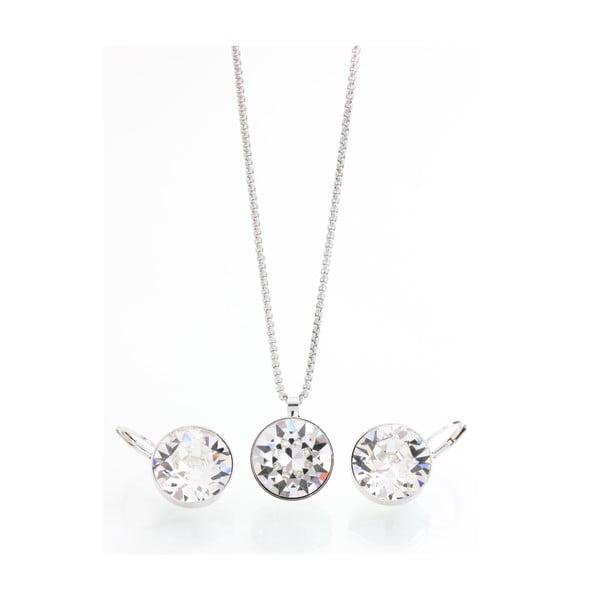Set náhrdelníka a náušníc so Swarovski Elements Stangan