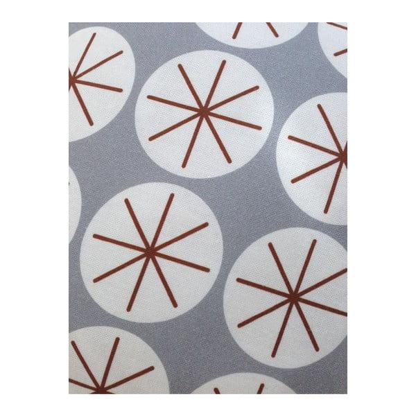Obliečka na vankúš Stars Gray, 45x45 cm