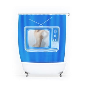 Sprchový záves TV