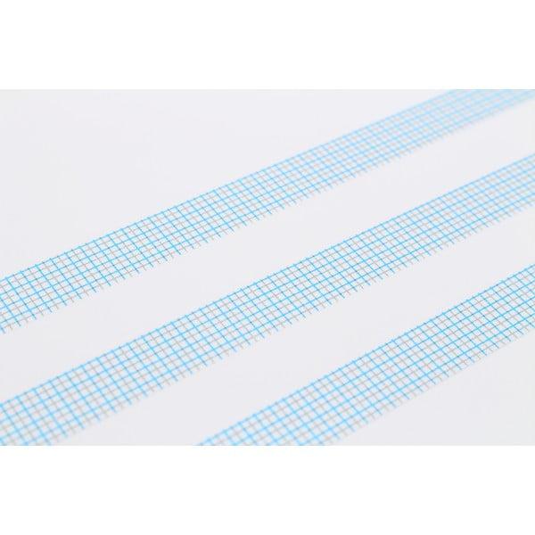 Washi páska Hougan Aqua Grey