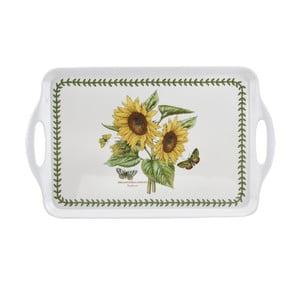 Servírovací podnos Portmeirion Sunflower, šírka 29,5 cm
