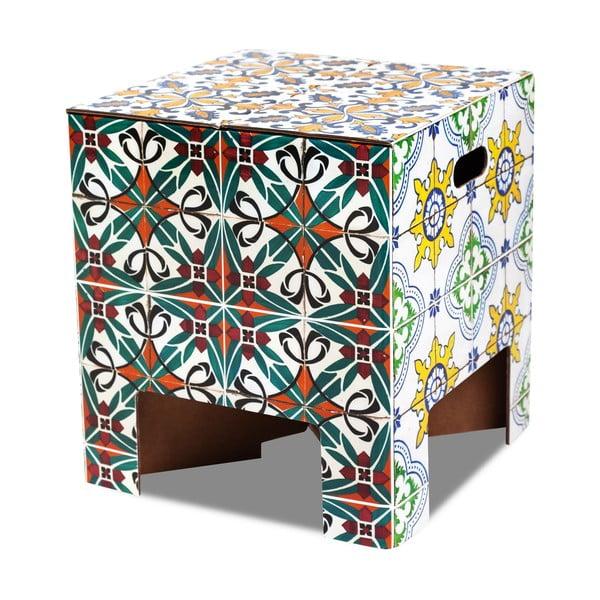 Stolička Dutch Design Chair Tiles