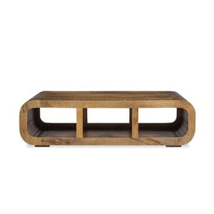 Konferenčný stolík z mangového dreva Woodking Timmy