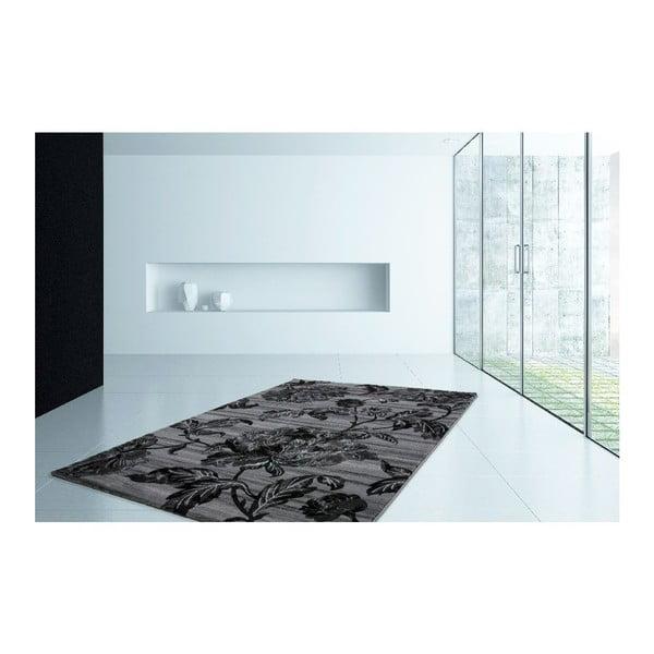 Koberec Instinct 759 Black, 80x300 cm