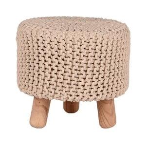 Svetlo-béžová stolička LABEL51 Kota