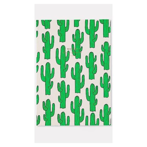 Zápisník Cactus A5
