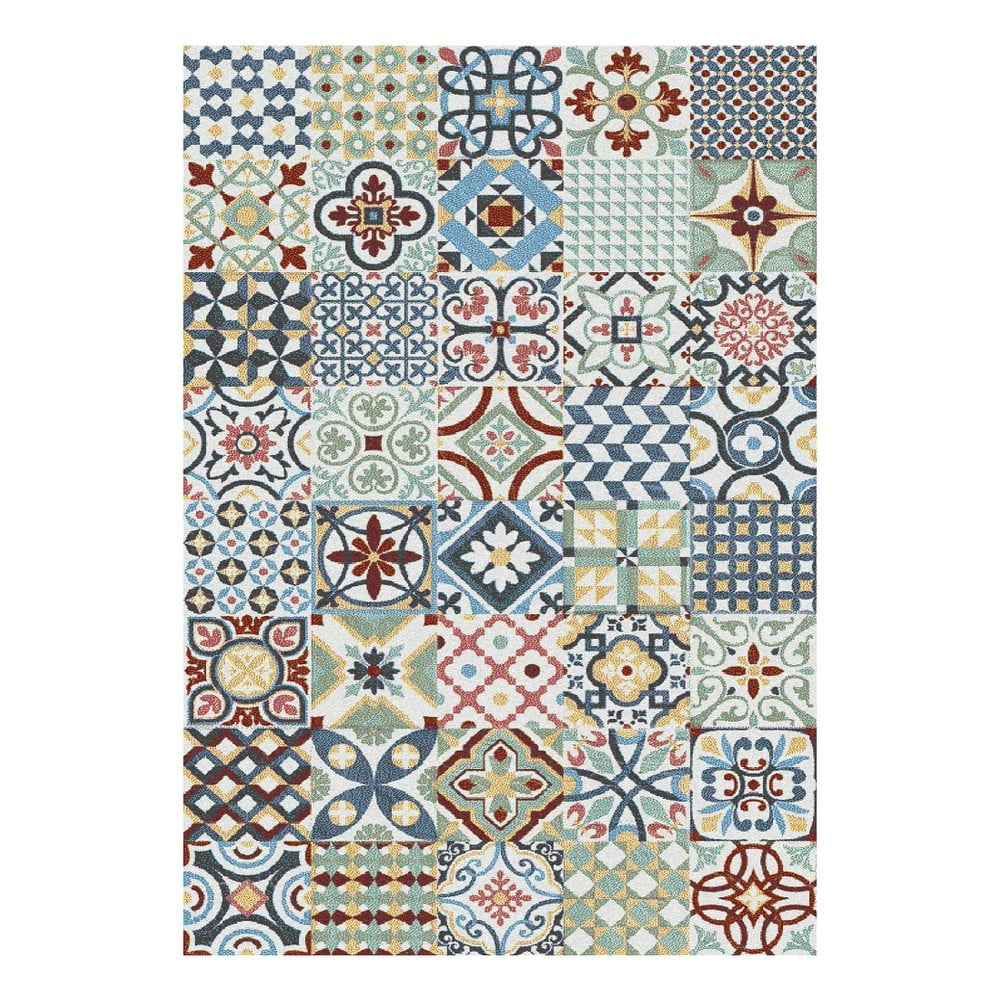 Koberec Universal Azulejos, 160 × 230 cm