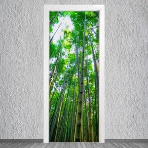Samolepka na dvere LineArtistica Bosco, 80×215 cm