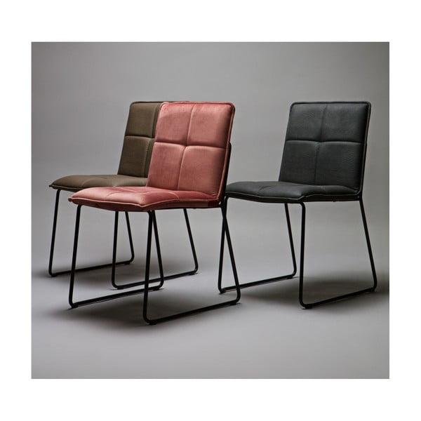 Sada 2 červených stoličiek De Eekhoorn Evan