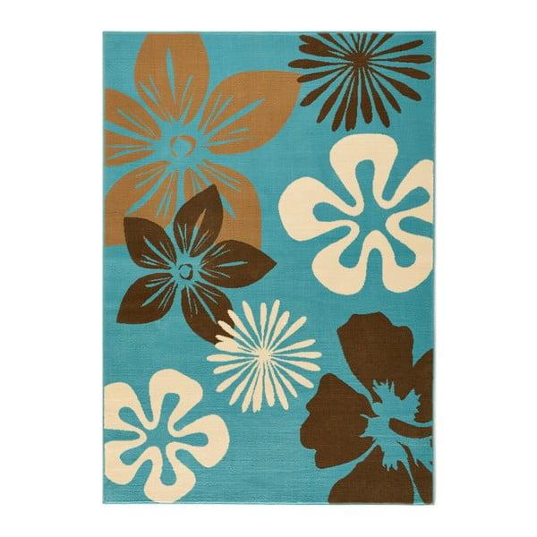 Koberec Hanse Home Gloria Flower Sky, 160 x 230 cm