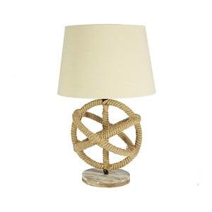 Stolná lampa Ropesko