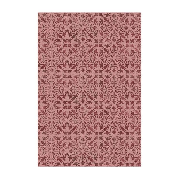 Vinylový koberec Carmen Granate, 200x300 cm