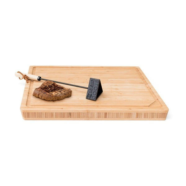 Kovové razidlo na mäso Luckiesof London BBQ