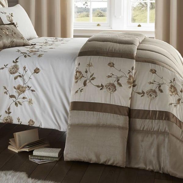 Prehoz cez posteľ Antique Rose, 240x260 cm