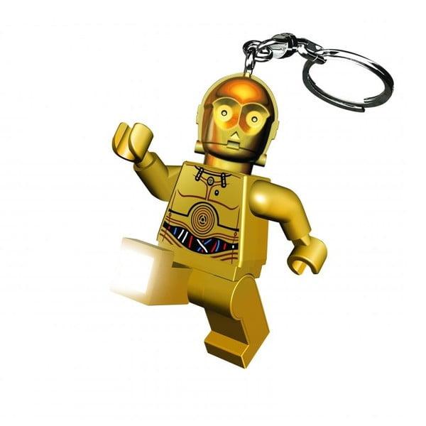 Svietiaca kľúčenka LEGO® C3PO