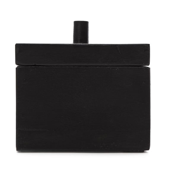 Čierna krabička NORR11 Casket Storage