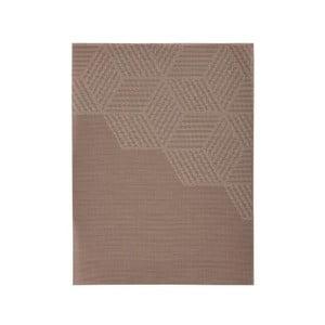 Béžové prestieranie Zone Hexagon, 30 × 40 cm