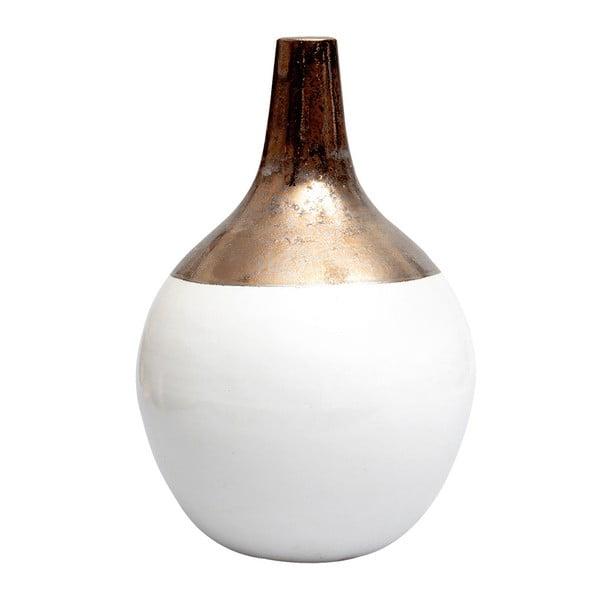 Kameninová ručne maľovaná váza a'miou home Atra