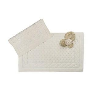 Sada 2 kúpeľňových predložiek Maco Cotton Lakol
