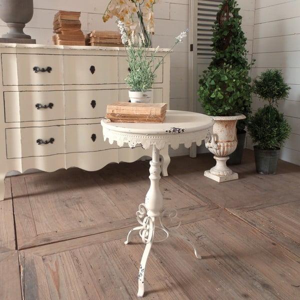 Odkladací stolček Antique Milano, 40 cm