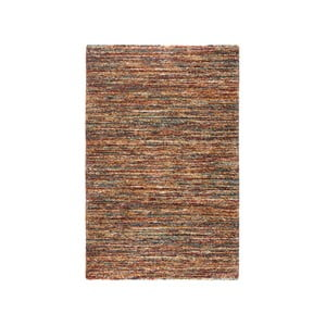 Koberec Sahara no. 150, 67x140 cm, hnedý