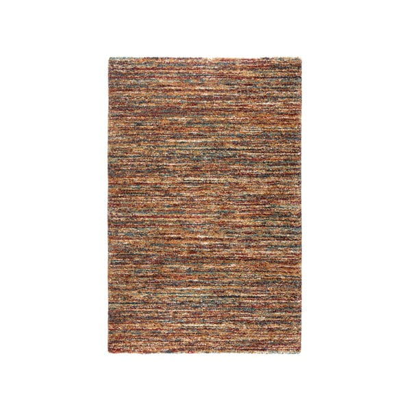 Koberec Sahara no. 150, 80x150 cm, hnedý