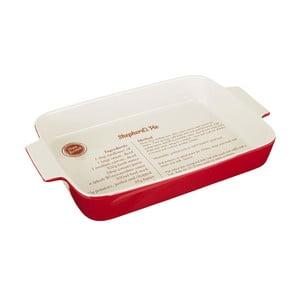 Nádoba na pečenie s receptom na pastiersky koláč Premier Housewares From Scratch