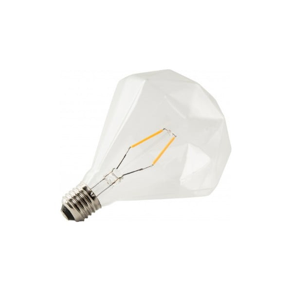 LED žiarovka Diamond, 2W, 138 Lm