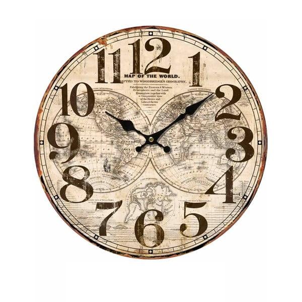 Nástenné hodiny Bolzonella Rotondo