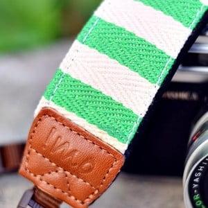 Popruh Greeny Stripe