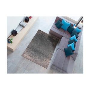 Modrosivý koberec Universal Danna Blue, 60 × 120 cm