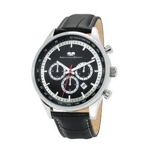 Pánske hodinky Rhodenwald&Söhne Eastwood Black/Silver