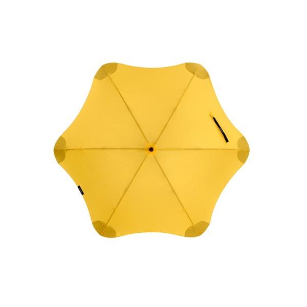 Vysoko odolný dáždnik Blunt XS_Metro 95 cm, žltý