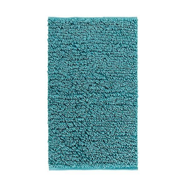 Kúpeľňová predložka Talin 60x100 cm, tyrkysová