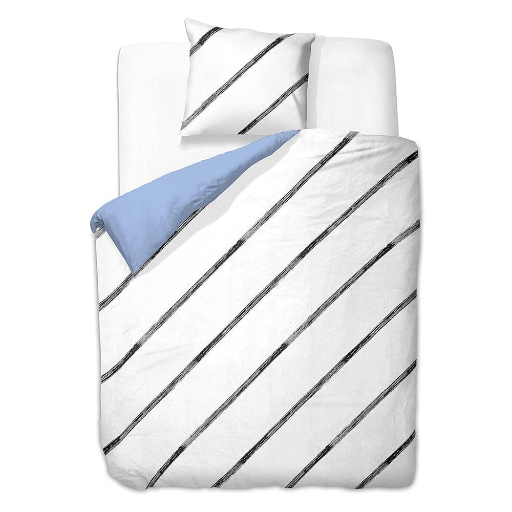 Obliečky na dvojlôžko z mikrovlákna DecoKing Simplicity, 200 x 220 cm