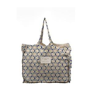Látková taška Linen Etnical, šírka 50 cm