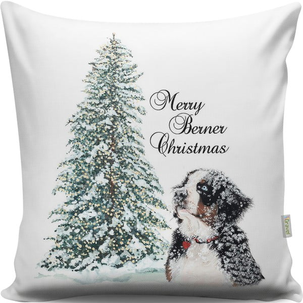 Vankúš Christmas Pillow no. 13, 43x43 cm