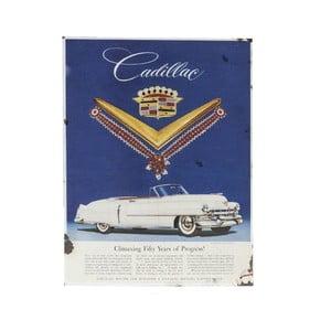 Ceduľa na stenu Novita Cadillac