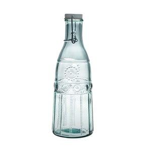 Sklenená fľaša s uzáverom Ego Dekor Toscana, 1 l